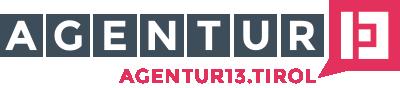 Logo Agentur 13 | Werbeagentur Tirol