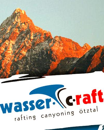 wasser-c-raft rafting canyoning