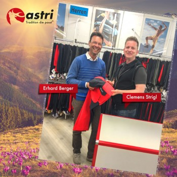 Astri - Erhard Berger