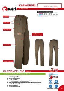 Astri - Produkte Jagd - Karwendel 696