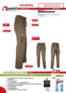 Astri - Produkte Jagd - Arlberg 616