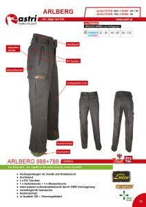 Astri - Produkte Jagd - Arlberg 888