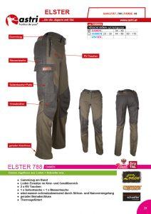 Astri - Produkte Jagd - Elster 788