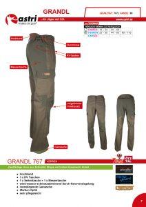 Astri - Produkte Jagd - Grandl 767